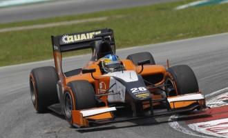 Adrian Quaife-Hobbs - Nurburgring GP2 - 2013