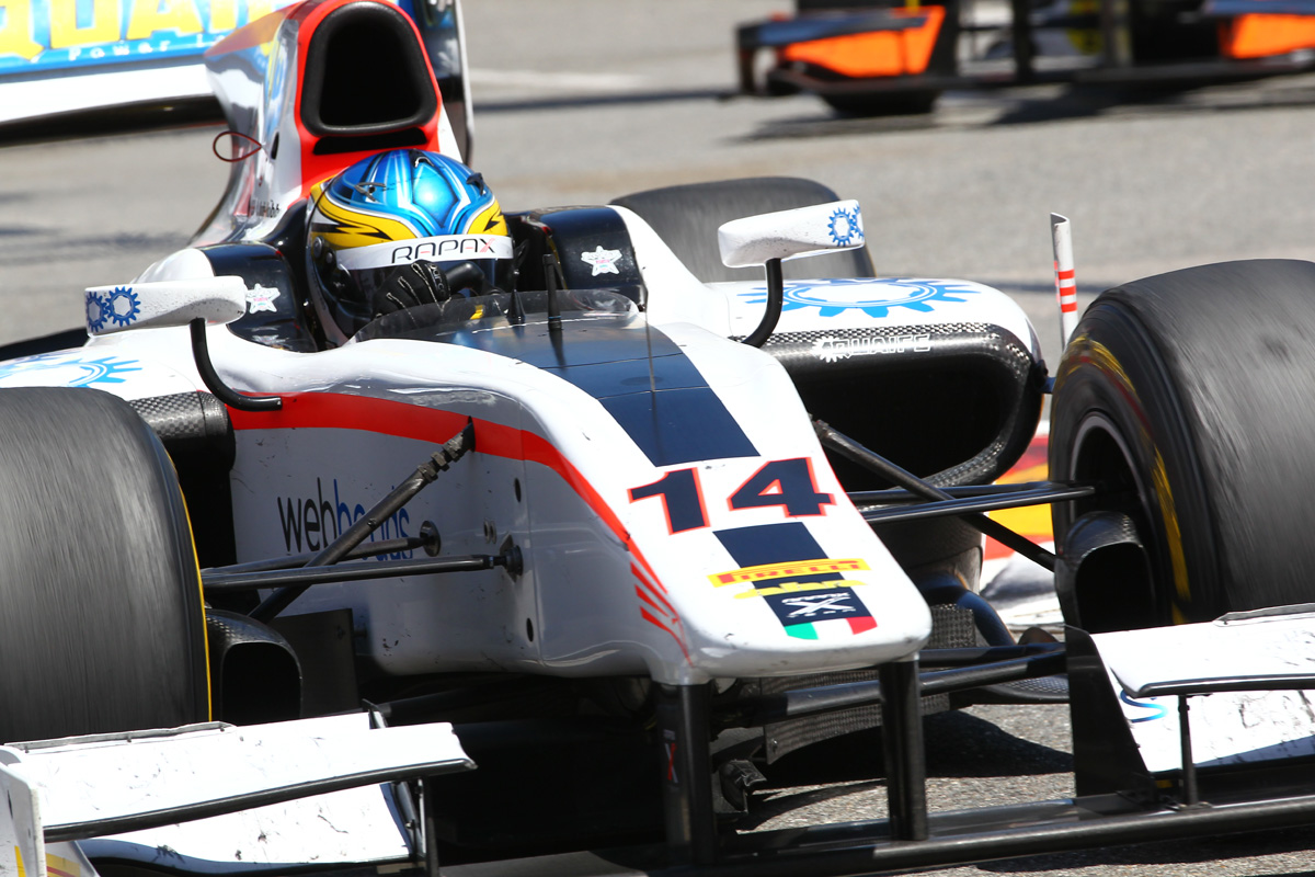 Adrian Quaife-Hobbs – Monaco GP2 Feature Race 2014